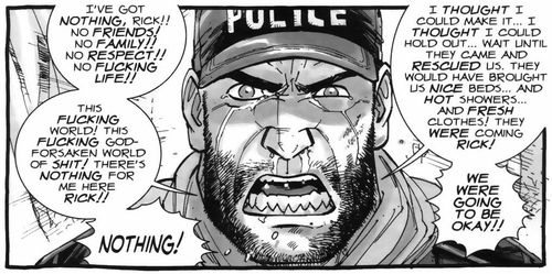 Walking dead comic 02