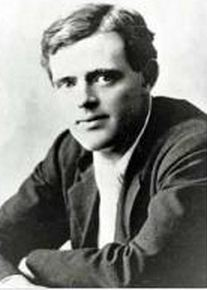 Jack london hands portrait