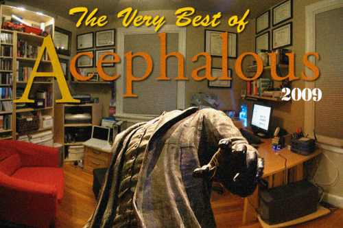 Best of acephalous 2009