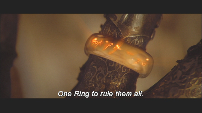 Lord of the rings - fellowship of the ring00014