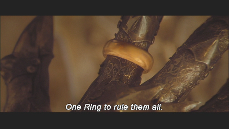 Lord of the rings - fellowship of the ring00013