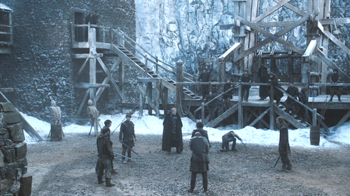 Game of thrones - lord snow00004
