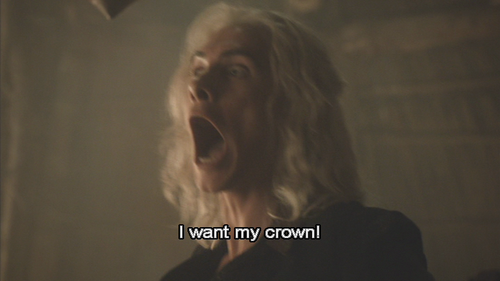 Game of thrones - a golden crown00115