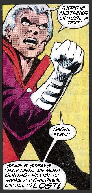 Derrida magneto